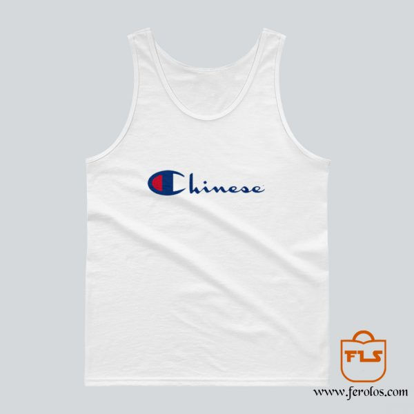 Chinese Champion Tank Top