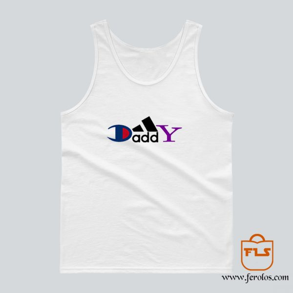 Daddy Brand Parody Tank Top