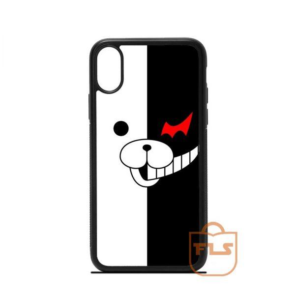 Danganronpa Monokuma iPhone Case