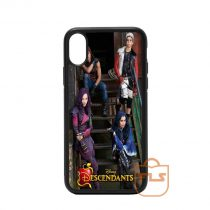Descendants Disney iPhone Case
