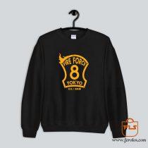 Fire Force 8th Company Tokyo Sweatshirt