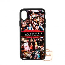 Friends Television Series Collage iPhone Case