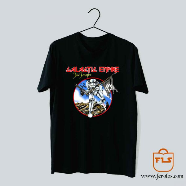 Galactic Empire The Trooper T Shirt