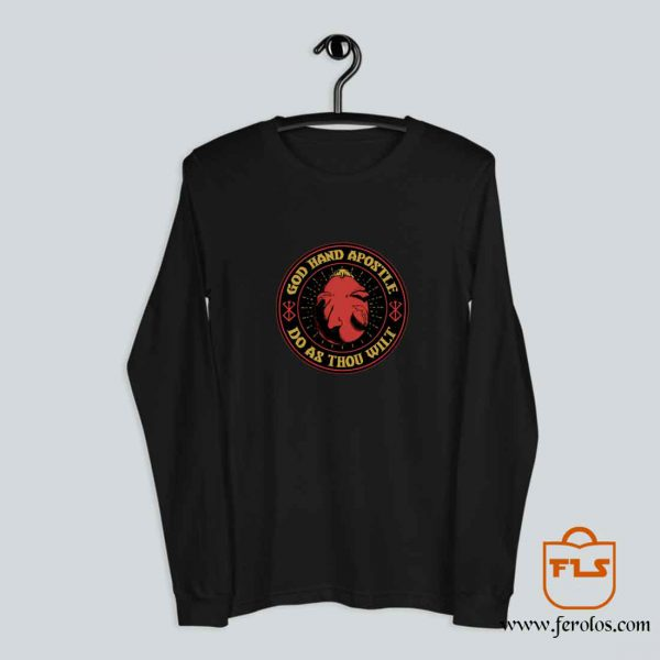 God Hand Apostle Long Sleeve