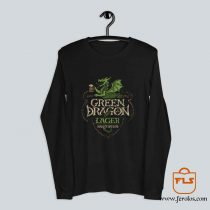 Green Dragon Lager Long Sleeve