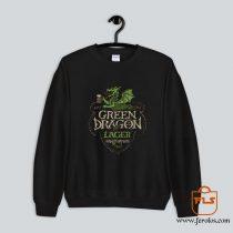 Green Dragon Lager Sweatshirt
