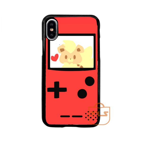 Growlithe Gameboy iPhone Case