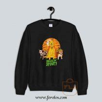 Heckin Spoopy Halloween Sweatshirt