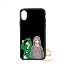 Hero Academia Hypebeast iPhone Case
