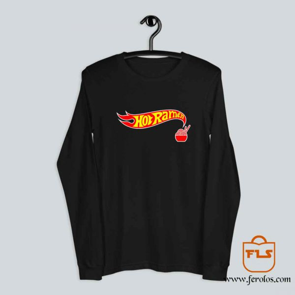 Hot Ramen Long Sleeve
