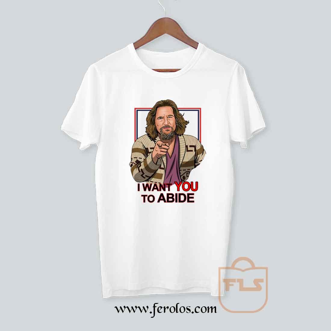 big lebowski t shirts