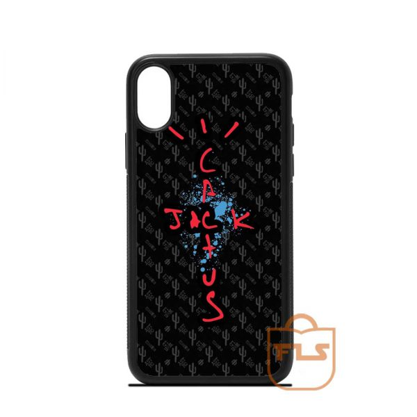 Jack Cactus iPhone Case