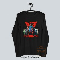 Justice League Cartoon Long Sleeve