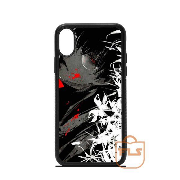 Kaneki Black Reaper iPhone Case