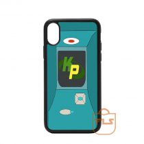 Kimmunicator KP Kim Possible iPhone Case