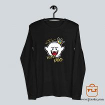 King BOO Long Sleeve