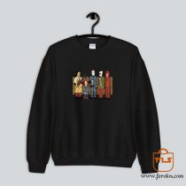 King of the Horror Sweatshirt