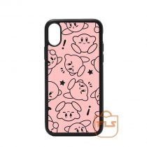 Kirby Mass Attack iPhone Case