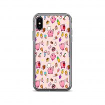 Kirby x Food iPhone Case