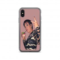 Kris Kardashian iPhone Case