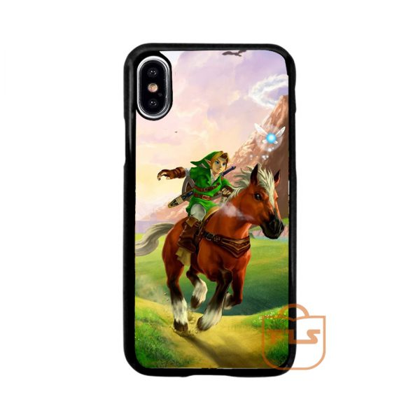 Legend of Zelda Ocarina of Time iPhone Case