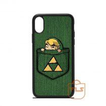 Legend of Zelda Pocket iPhone Case