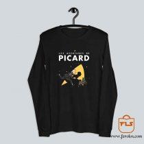 Les aventures de Picard Long Sleeve