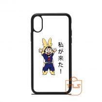 Little Midoriya iPhone Case