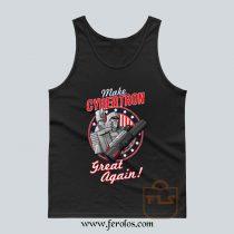 MAKE CYBERTRON GREAT AGAIN Parody Tank Top