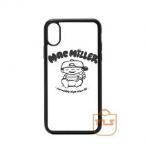 Mac Miller Rap 1992 Concert iPhone Case