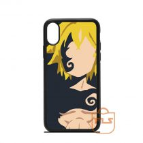 Meliodas Devil iPhone Case