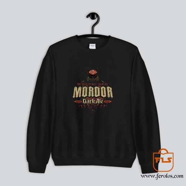 Mordor Dark Ale Sweatshirt