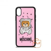Moschino Pink iPhone Case