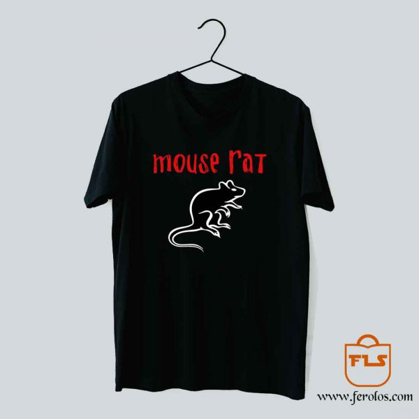Mouse Rat Band T Shirt