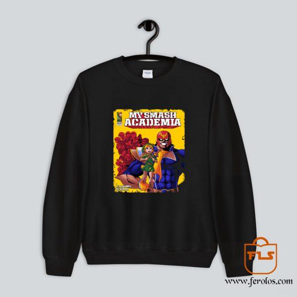 My Smash Acadamia Sweatshirt