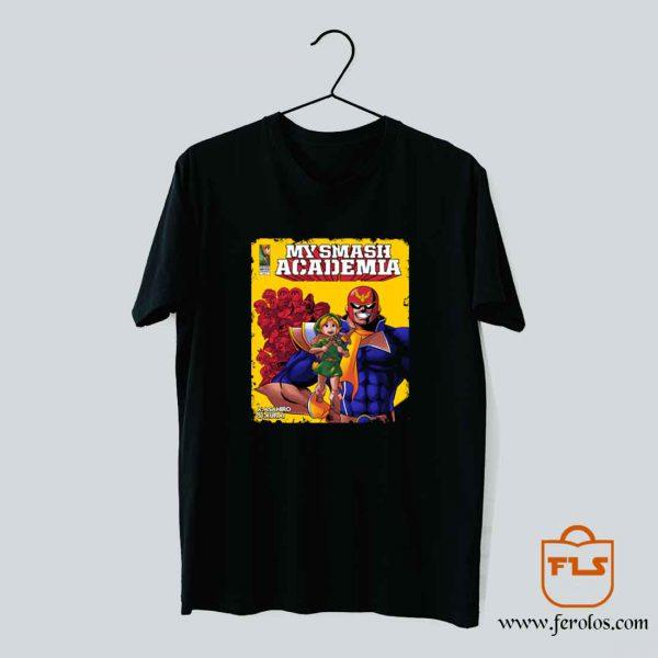 My Smash Acadamia T Shirt