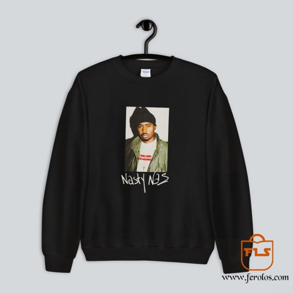 Nasty Nas Supreme Sweatshirt