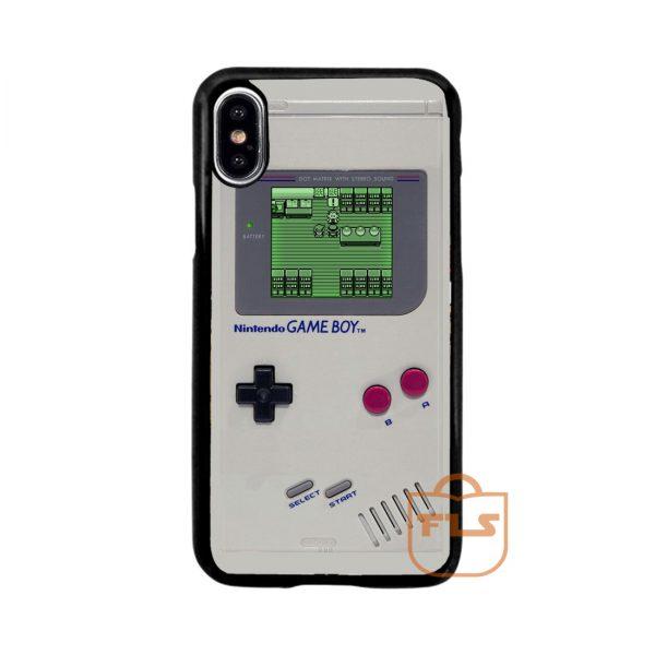 Nintendo Gameboy Pokemon Retro iPhone Case