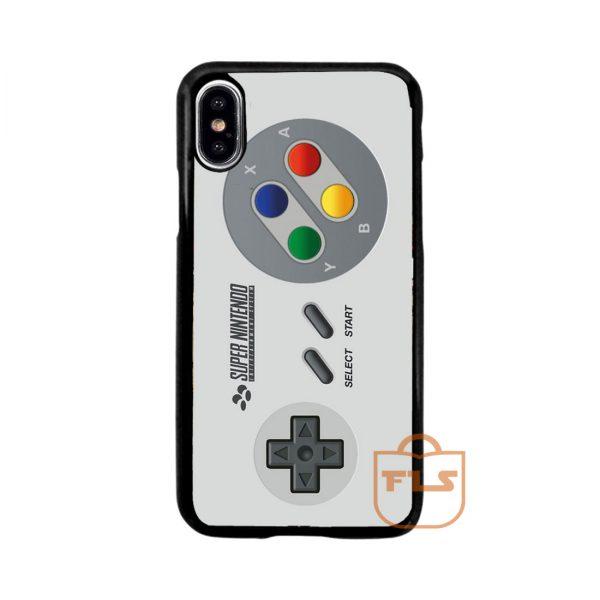 Nintendo SNES Classic Controller iPhone Case