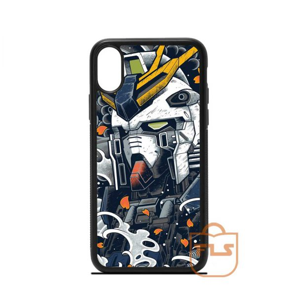 Nu Gundam iPhone Case
