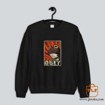 Obey The Hypnotoad Sweatshirt