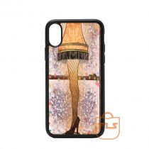 Ode Christmas Story iPhone Case