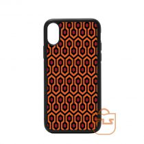 Overlook Hotel Carpet iPhone Case