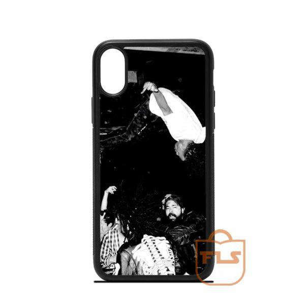 Playboi Carti Die Lit iPhone Case
