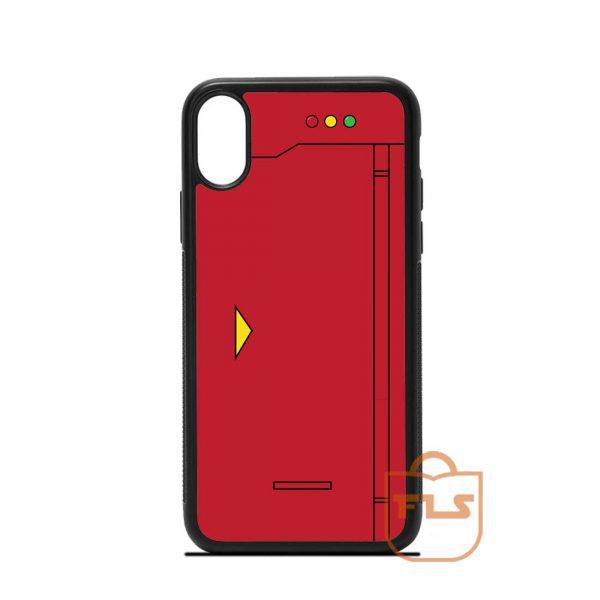 Pokedex Pokemon Dex iPhone Case