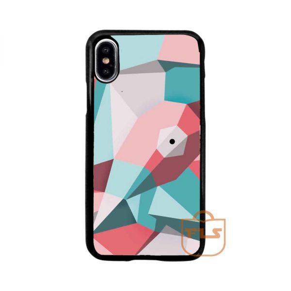Porygon Art iPhone Case