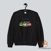 Rangers Friends Parody Sweatshirt