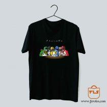Rangers Friends Parody T Shirt