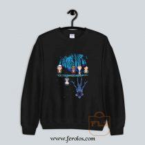 STRANGER PIXEL Demogorgon Sweatshirt