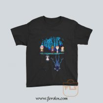 STRANGER PIXEL Demogorgon Youth T Shirt